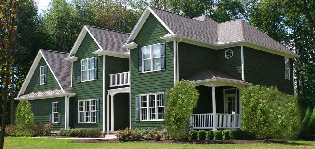 Seagrass Cedar Vinyl Shake Siding Factory Direct Siding